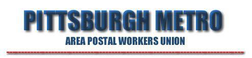 Pittsburgh Metro Area Postal Workers Union